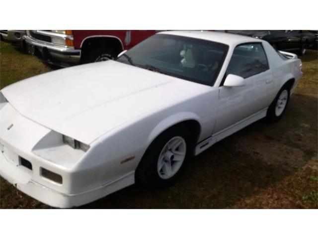 1988 Chevrolet Camaro (CC-1173477) for sale in Cadillac, Michigan