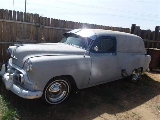 1953 Chevrolet Sedan Delivery (CC-1173495) for sale in Cadillac, Michigan