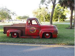 1955 Ford F100 (CC-1173508) for sale in Cadillac, Michigan