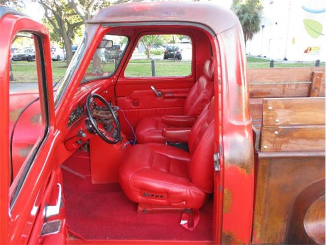 1955 Ford F100 (CC-1173508) for sale in Cadillac, Michigan