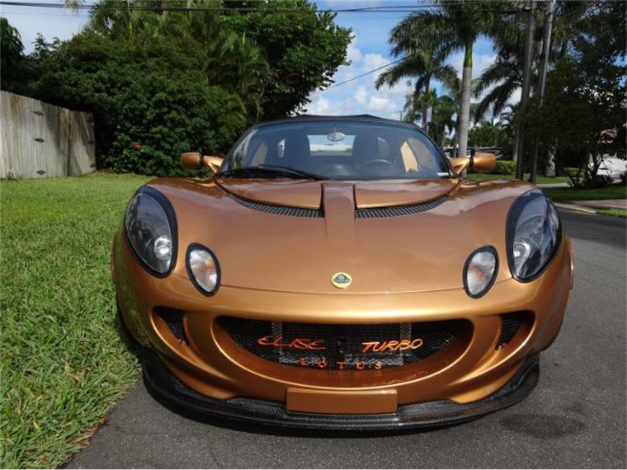 2005 Lotus Elise (CC-1173532) for sale in Cadillac, Michigan