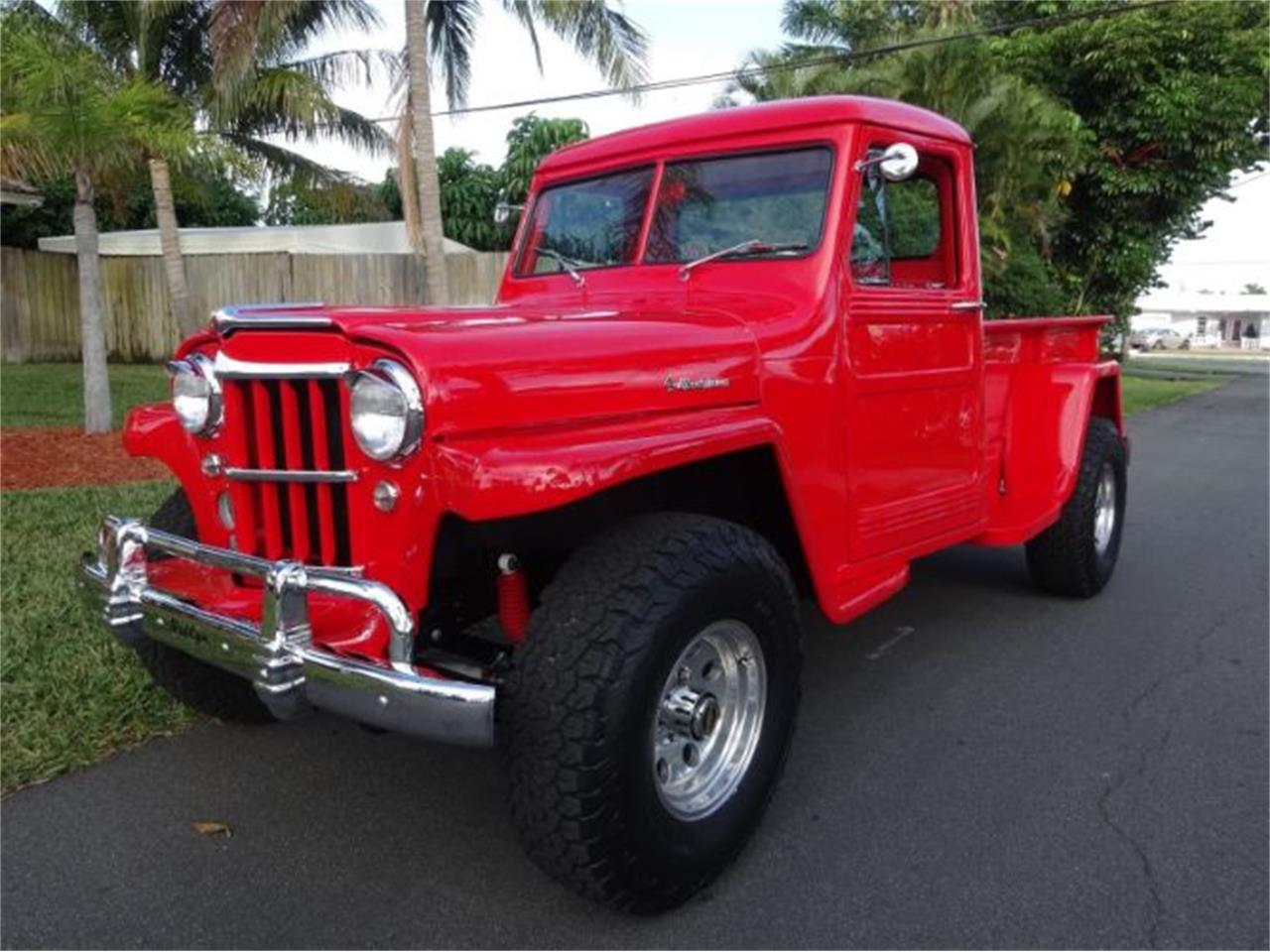 Willys Jeep Truck For Sale >> 1959 Willys Jeep For Sale Classiccars Com Cc 1173534