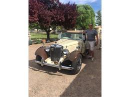 1952 MG MGB (CC-1173544) for sale in Cadillac, Michigan
