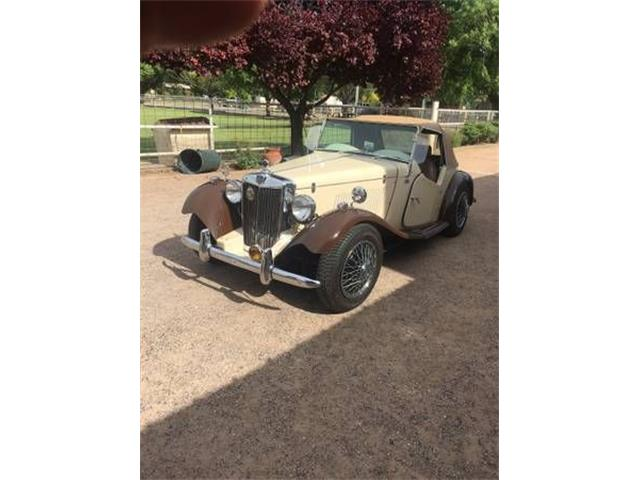1952 MG MGB (CC-1173544) for sale in Cadillac, Michigan
