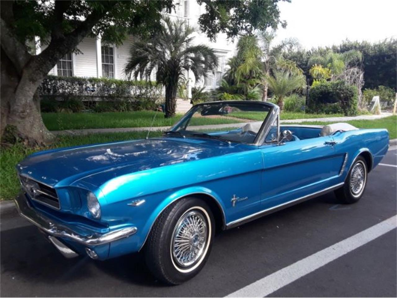 1965 Ford Mustang (CC-1173556) for sale in Cadillac, Michigan