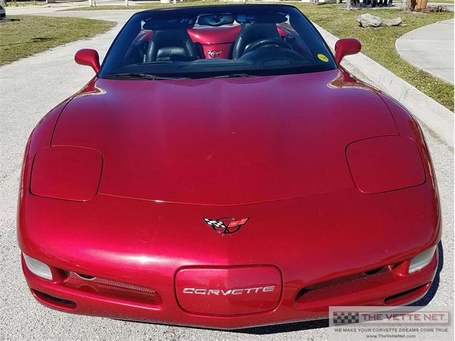 2004 Chevrolet Corvette (CC-1173609) for sale in Sarasota, Florida
