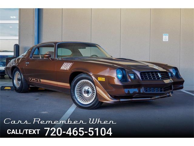 1979 Chevrolet Camaro (CC-1173614) for sale in Englewood, Colorado