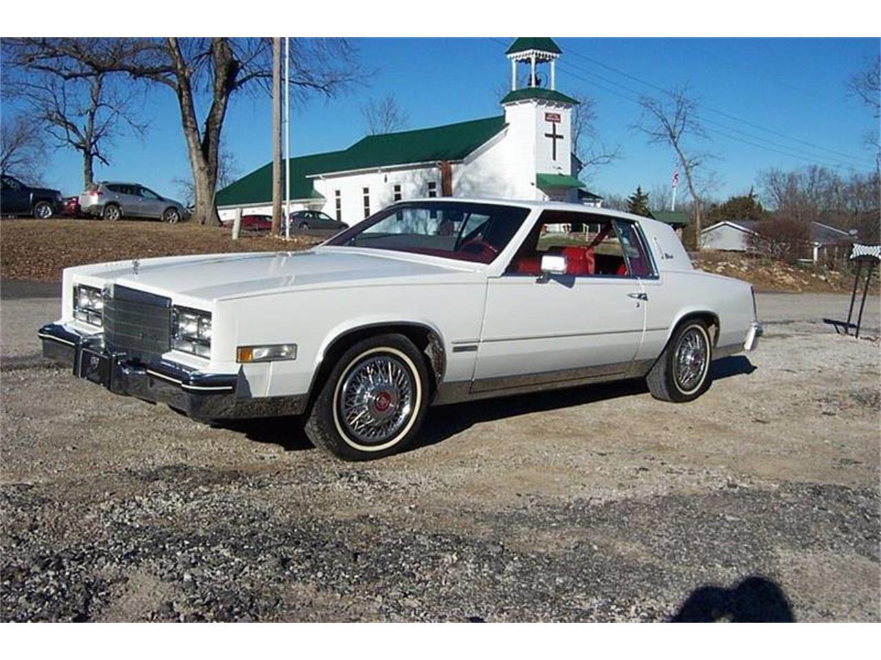 1983 cadillac eldorado for sale classiccars com cc 1173744 1983 cadillac eldorado for sale