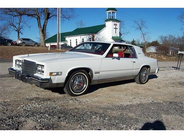 1983 Cadillac Eldorado (CC-1173744) for sale in West Line, Missouri