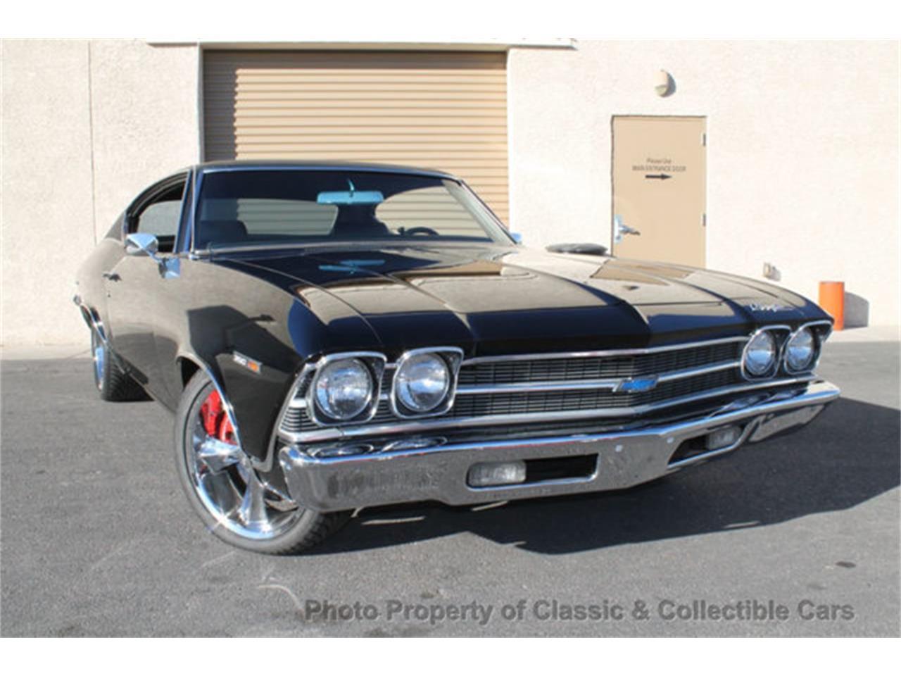 Cars For Sale In Las Vegas >> 1969 Chevrolet Chevelle For Sale Classiccars Com Cc 1173769