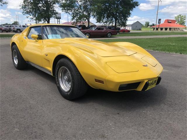 1977 Chevrolet Corvette (CC-1173775) for sale in Webster, South Dakota