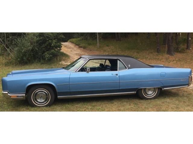 1972 Lincoln Continental (CC-1173804) for sale in Hanover, Massachusetts