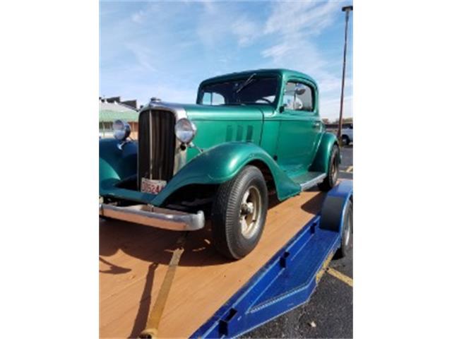 1933 Chevrolet Street Rod