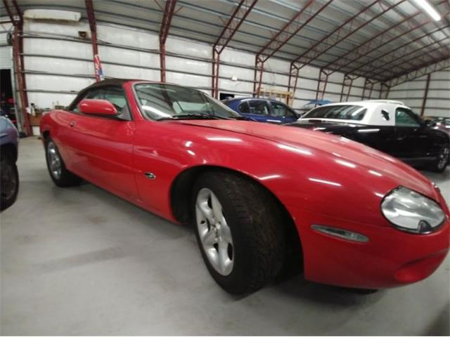 2000 Jaguar XK8 (CC-1174139) for sale in Cadillac, Michigan