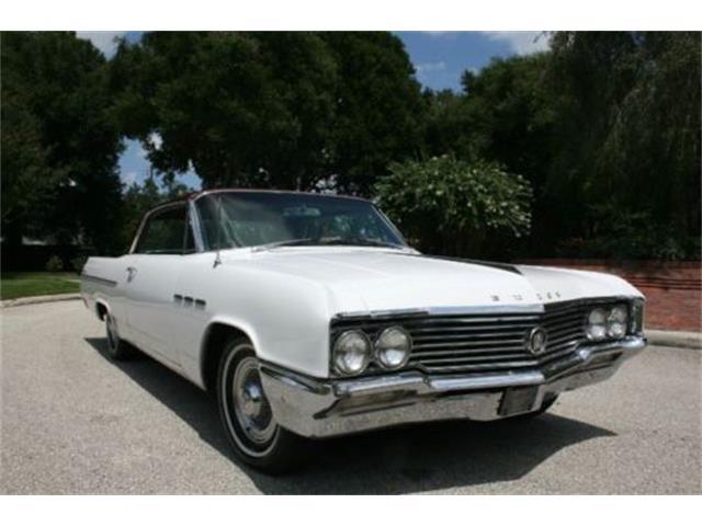 1964 Buick LeSabre (CC-1174140) for sale in Cadillac, Michigan