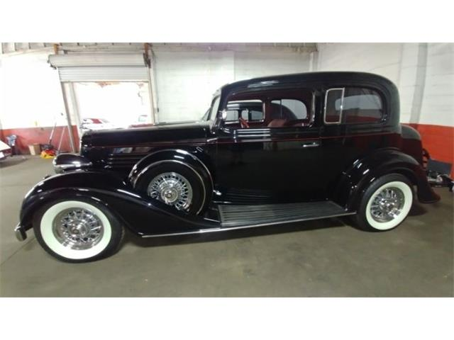 1934 Buick 2-Dr Coupe (CC-1174142) for sale in Cadillac, Michigan