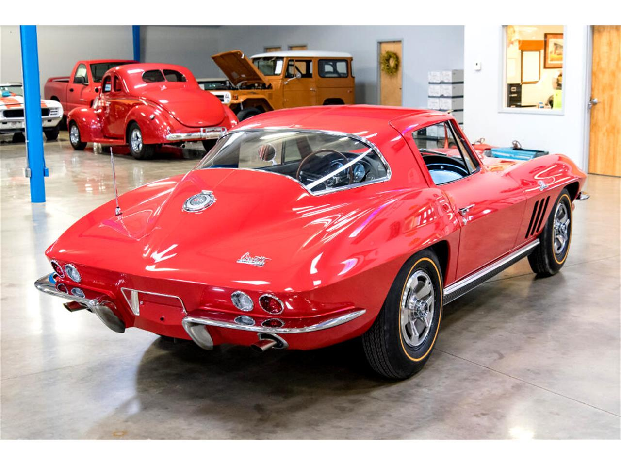 1966 Chevrolet Corvette Stingray (CC-1174218) for sale in Salem, Ohio
