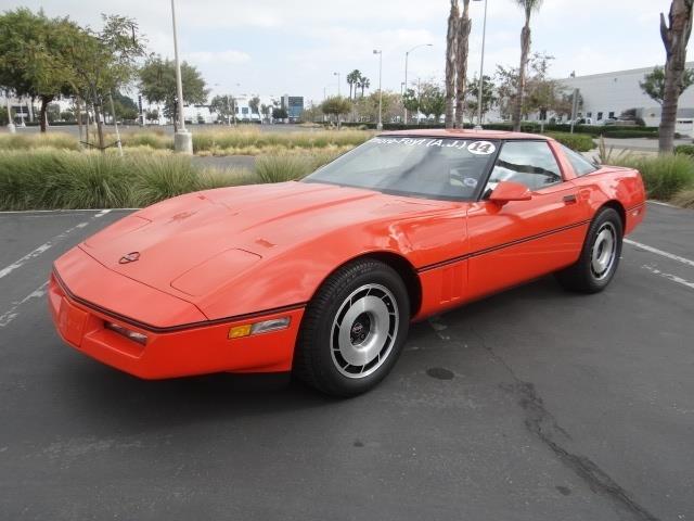 1984 Chevrolet Corvette (CC-1174319) for sale in Anaheim, California