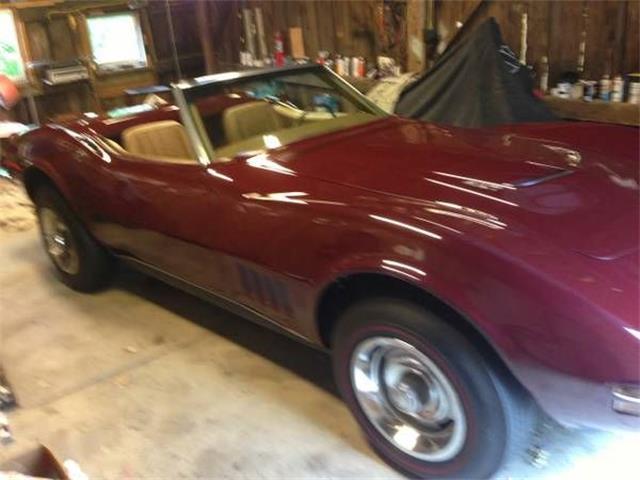 1968 Chevrolet Corvette (CC-1174421) for sale in Cadillac, Michigan