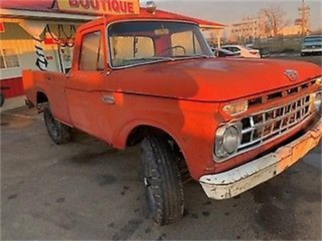 1965 Ford F100 (CC-1174571) for sale in Cadillac, Michigan