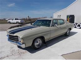 1972 Chevrolet Chevelle Malibu (CC-1174583) for sale in Staunton, Illinois