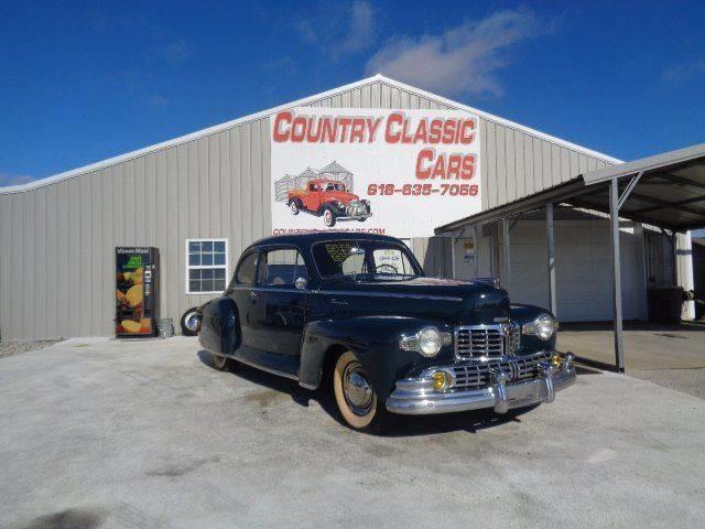 1948 Lincoln Coupe (CC-1174591) for sale in Staunton, Illinois