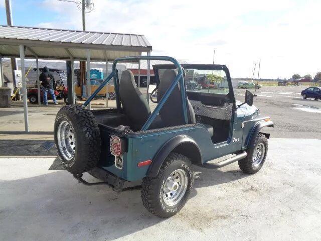 1978 Jeep CJ5 (CC-1174593) for sale in Staunton, Illinois