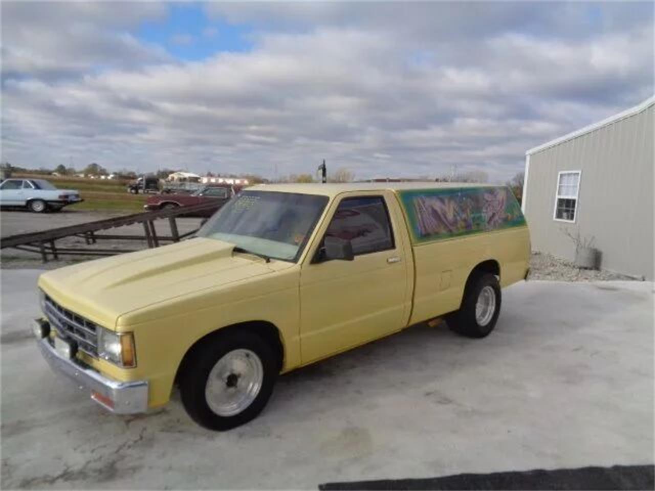 1983 Chevrolet S10 (CC-1174594) for sale in Staunton, Illinois