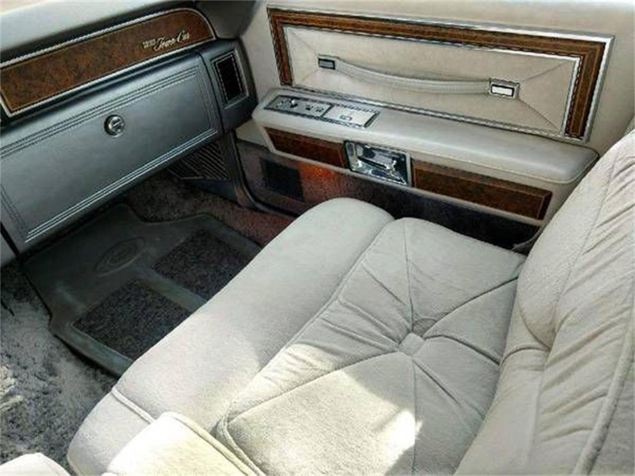 1976 Lincoln Continental (CC-1174767) for sale in Cadillac, Michigan