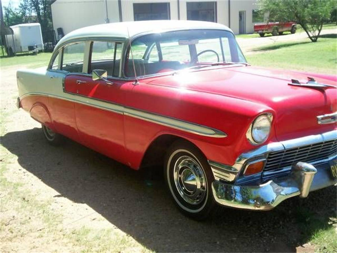 1956 Chevrolet Bel Air (CC-1174768) for sale in Cadillac, Michigan