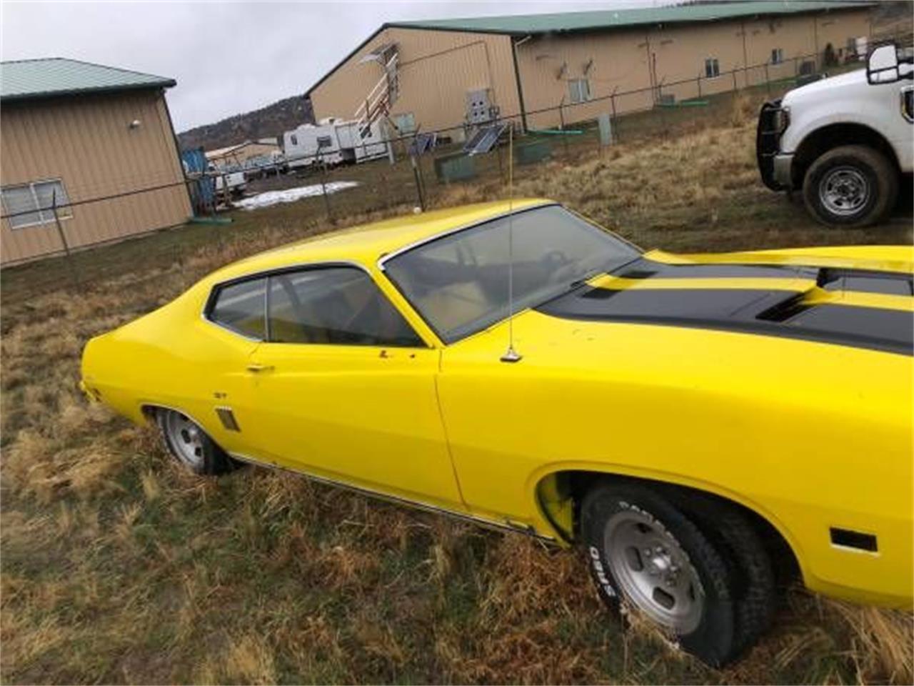 1970 Ford Gran Torino (CC-1174782) for sale in Cadillac, Michigan