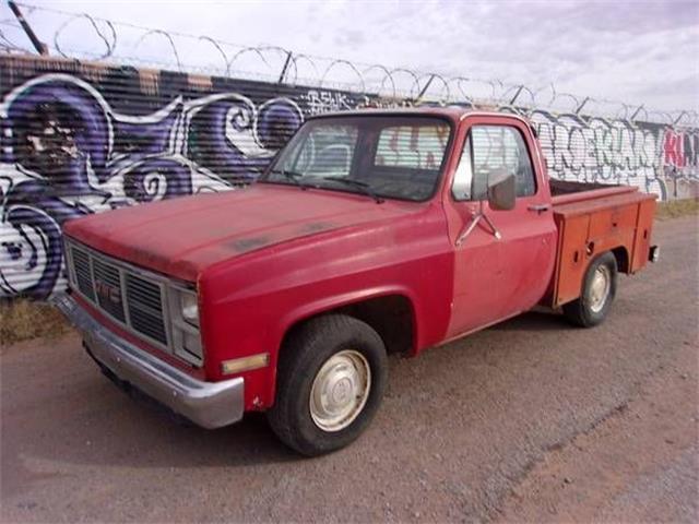 1985 GMC Sierra (CC-1174819) for sale in Cadillac, Michigan