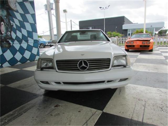 1999 Mercedes-Benz SL500 (CC-1174843) for sale in Miami, Florida