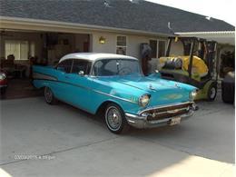 1957 Chevrolet Bel Air (CC-1174878) for sale in Brea, California