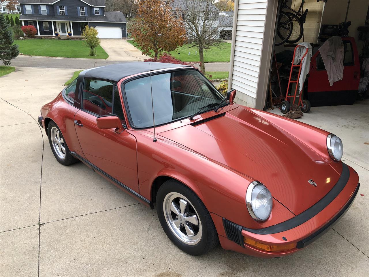 1984 Porsche 911 Carrera (CC-1174931) for sale in Canal Fulton , Ohio