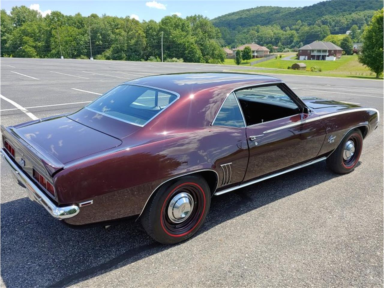 1969 Chevrolet Camaro (CC-1174998) for sale in Cookeville, Tennessee