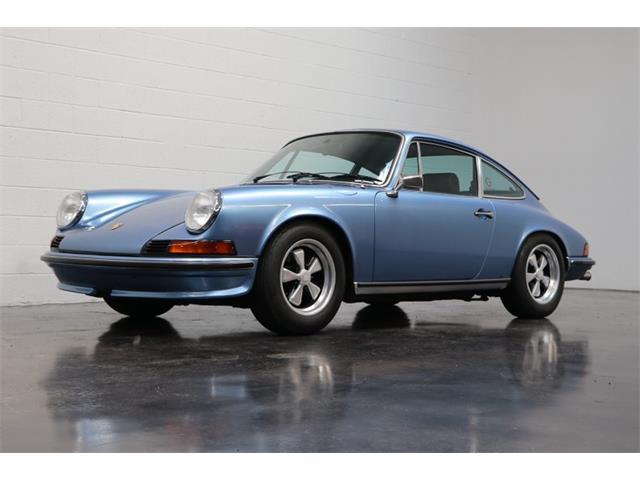 1973 Porsche 911S (CC-1174999) for sale in Costa Mesa, California