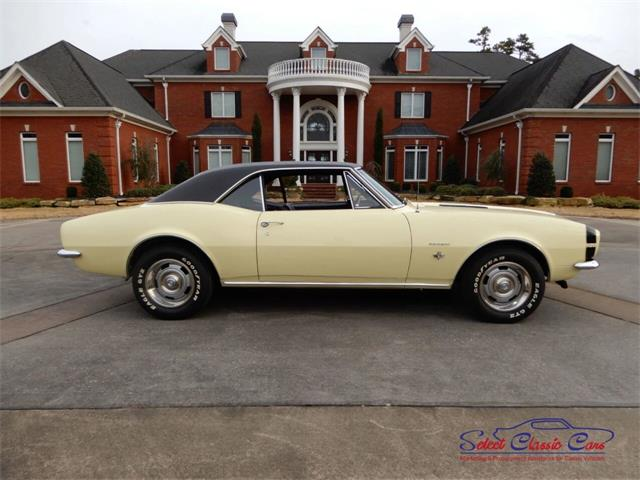 1967 Chevrolet Camaro (CC-1175033) for sale in Hiram, Georgia