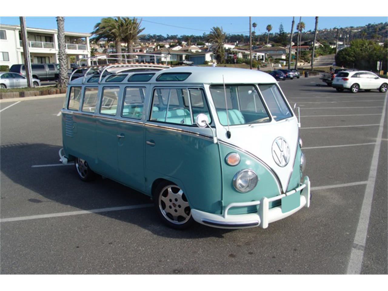 1962 Volkswagen Bus For Sale Classiccars Com Cc 1170507