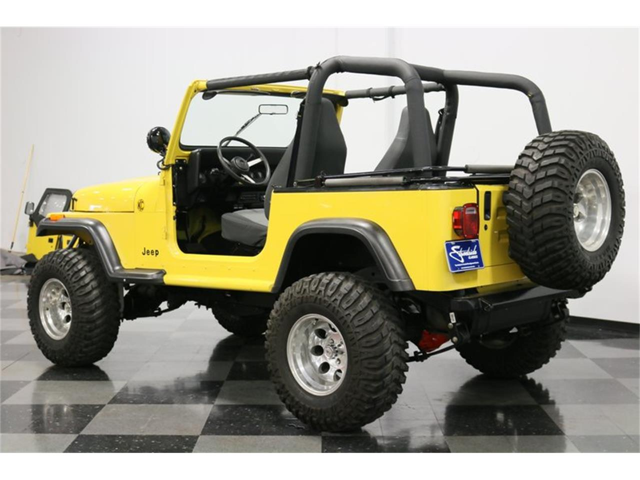 1993 Jeep Wrangler (CC-1175473) for sale in Ft Worth, Texas