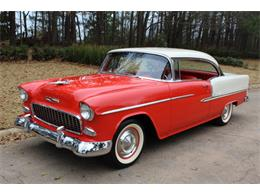 1955 Chevrolet Bel Air (CC-1175671) for sale in Roswell, Georgia