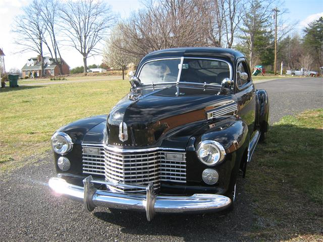 1941 Cadillac 2-Dr Coupe (CC-1175695) for sale in Madison, North Carolina