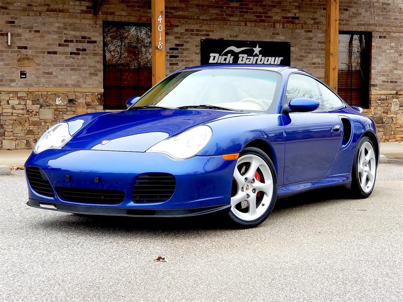 2001 Porsche 911 Turbo For Sale Classiccarscom Cc 1175697