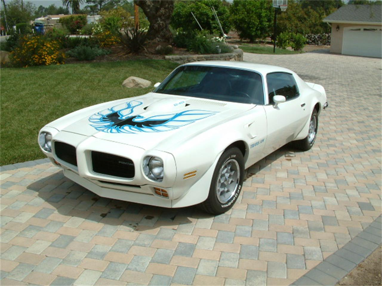 1973 Pontiac Firebird Trans Am (CC-1175978) for sale in Camarillo, California