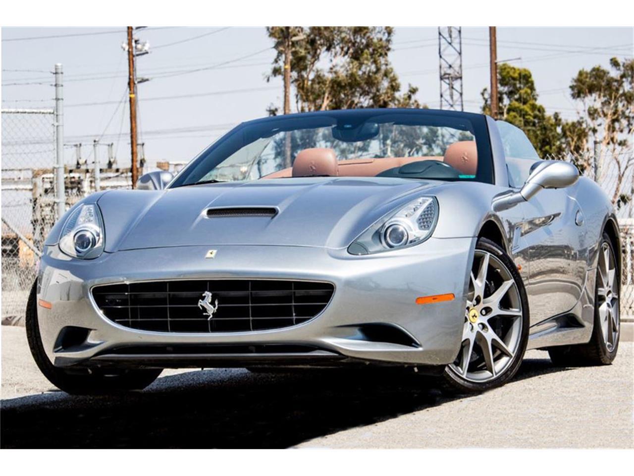 2010 Ferrari California for Sale   ClassicCars.com   CC ...