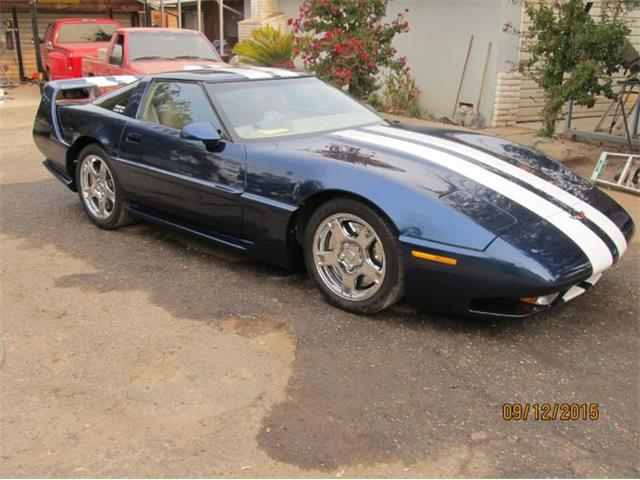 1984 Chevrolet Corvette (CC-1176123) for sale in Cadillac, Michigan