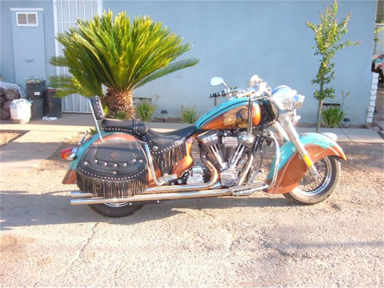 2002 Indian Motorcycle (CC-1176125) for sale in Cadillac, Michigan