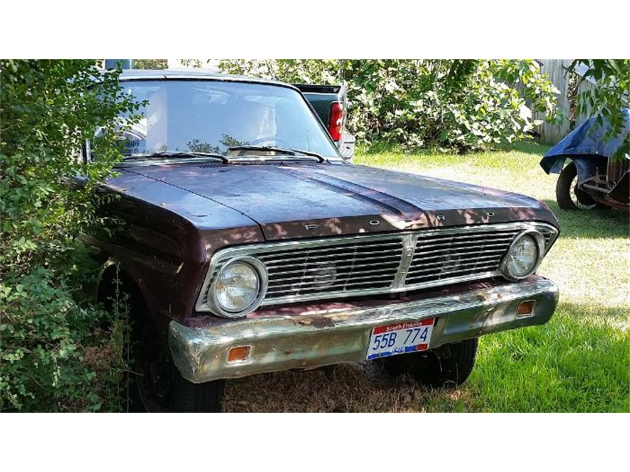 1965 Ford Ranchero (CC-1176128) for sale in Cadillac, Michigan