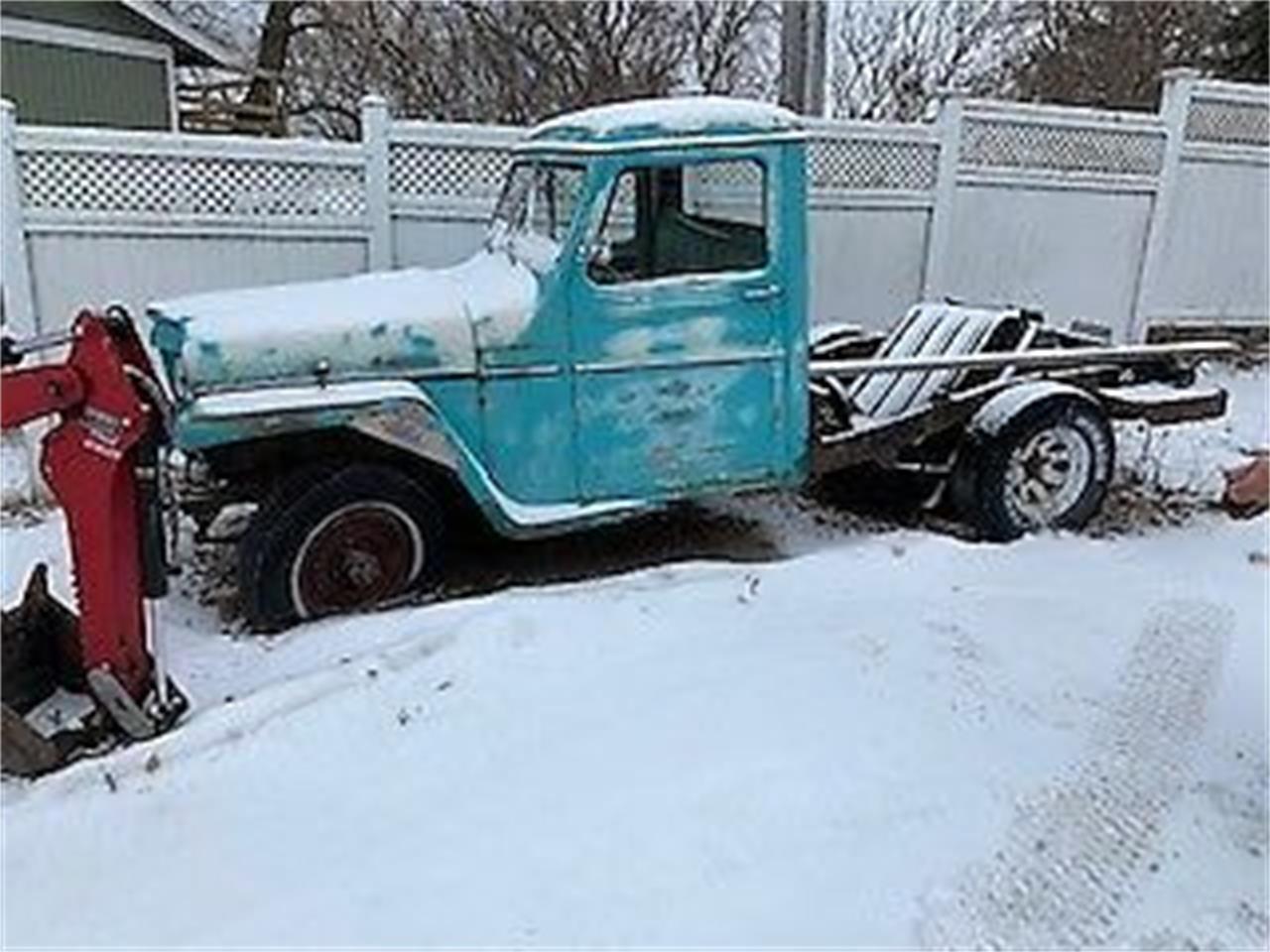 1959 Jeep Pickup (CC-1176137) for sale in Cadillac, Michigan