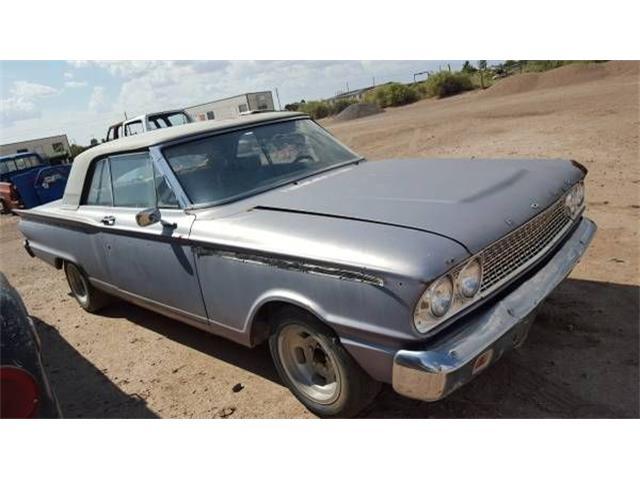 1963 Ford Fairlane (CC-1176146) for sale in Cadillac, Michigan